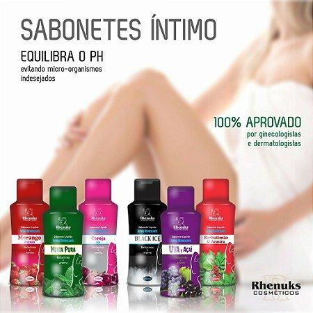 Sabonete Íntimo Rhenuks KIT com 06 unidades
