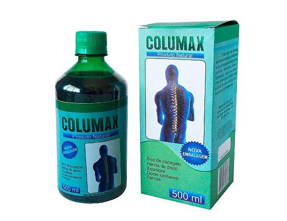 Columax 500ml Kit com 06 unidades
