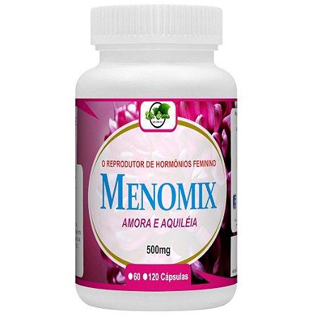 MENOMIX 60 CAPS ATACADO REVENDA 12 FRASCOS