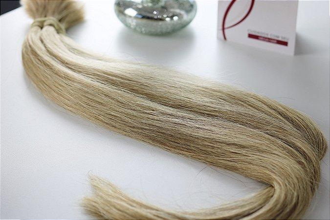 Cabelo Russo Mesclado 60 cm  - 200 gr