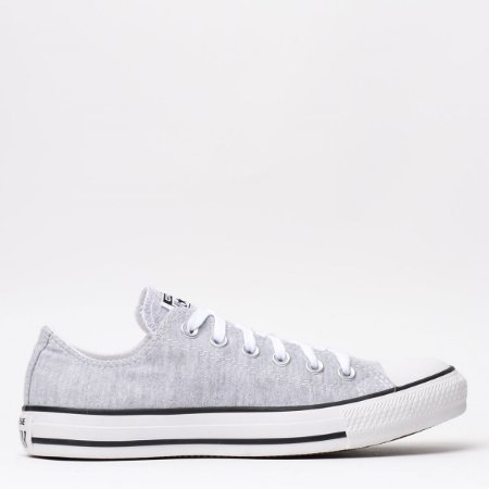 Chuck Taylor All Star Ox Aco Cinza
