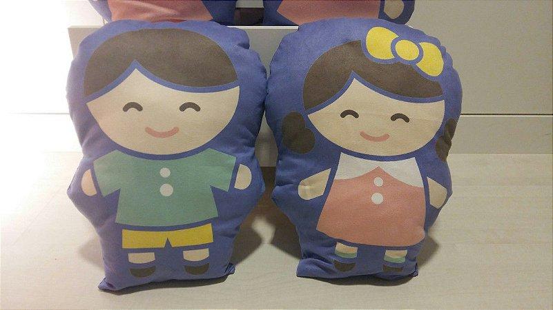 Toy Art  Madame e Menino  - Casal