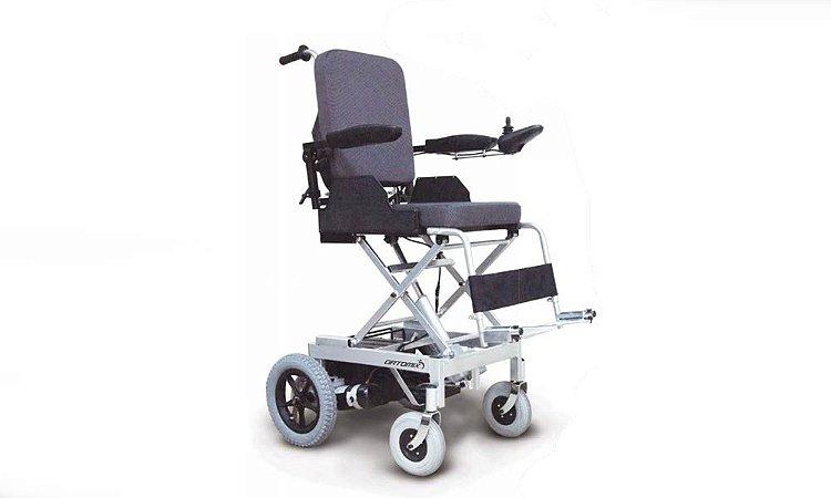 Cadeira de Rodas Motorizada Dinâmica Plus Up (Elevação de Assento)