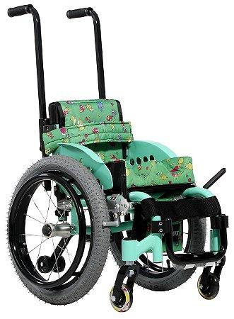 Cadeira de Rodas Dinâmica Baby