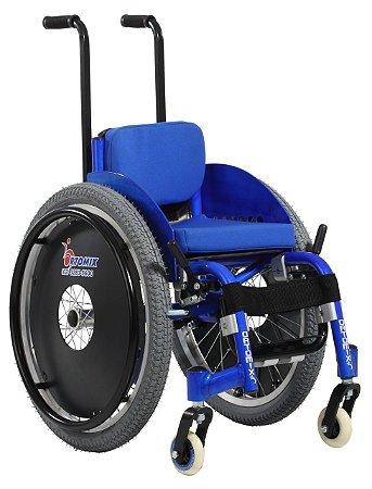 Cadeira de Rodas Dinâmica Sport Infantil