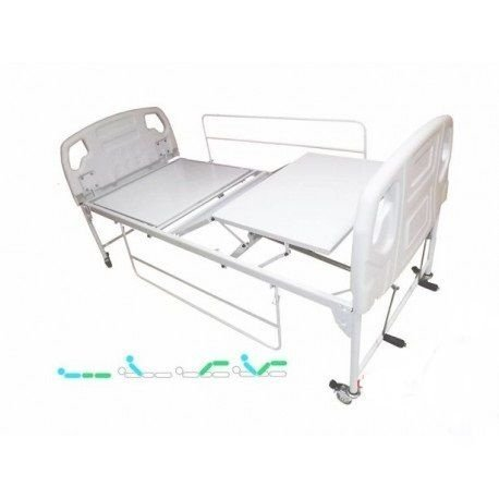 CAMA FAWLER 2 MOVIMENTOS MANUAL SEMI LUXO