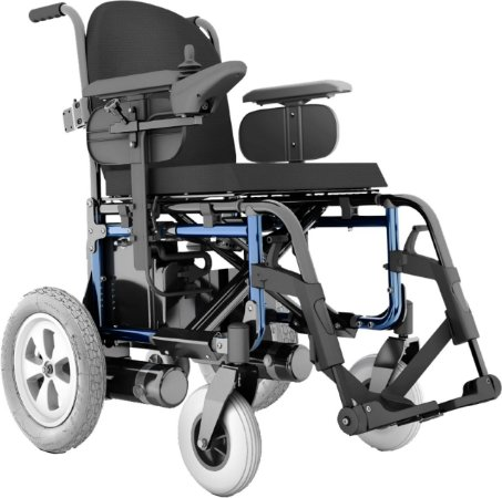 Cadeira de Rodas E5 Motorizada