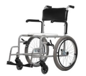 Cadeira de Banho Standard Banho Plus Aço Fixa