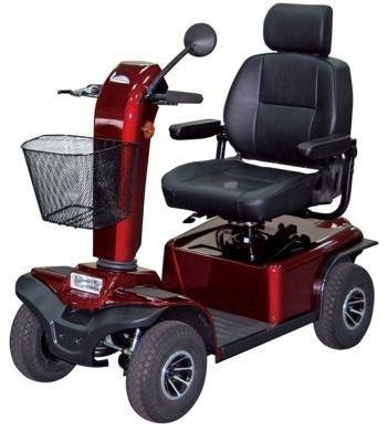 Scooter Motorizado ARUBA 4 - Ortomix