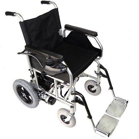Cadeira de Rodas Dinâmica Plus Motorizada - Ortomix