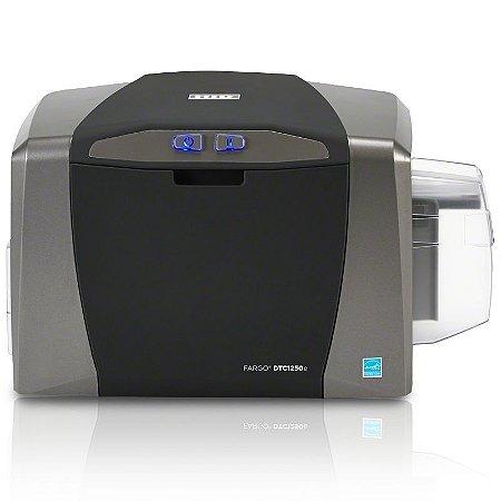 Impressora Fargo DTC 1250e Single