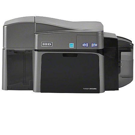 Impressora Fargo DTC1250e Dual