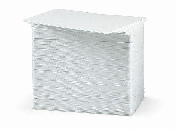 Cartão PVC Branco 0,76 (CENTO) ULTRACARD HID