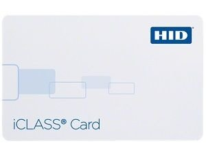 2000 - iClass Card