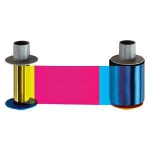 Ribbon Color YMCK - Fargo HDP5000 (500 Impressões) - 084051