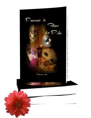Pacote Antologia Poemas à Flor da Pele Vol.4