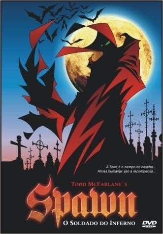 Spawn, O Soldado do Inferno The Animation (Esgotado)