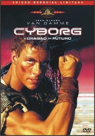 Cyborg, O Dragão do Futuro