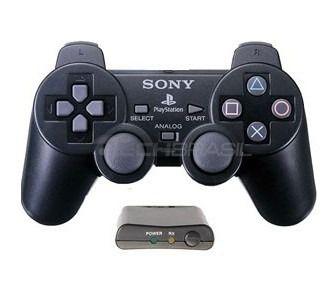 Controle sem fio para Playstation 2 Original Sony