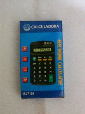 Calculadora Eletrônica BJ7101 BJ-POP