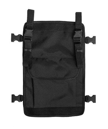 2F Pocket Preta - Cover para mochilas Kyosei