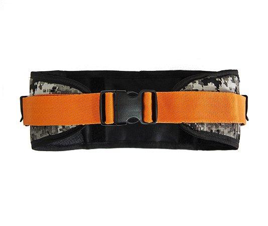 Cinto de barriga para mochilas PRO/Kyosei Camo Cinza