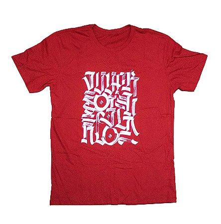 Camiseta Desenvolvido Pela Rua Vermelha