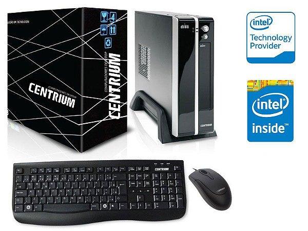 COMPUTADOR INTEL CENTRIUM 3060 INTEL DUAL CORE J3060/ 4GB/ 500GB HD - LINUX