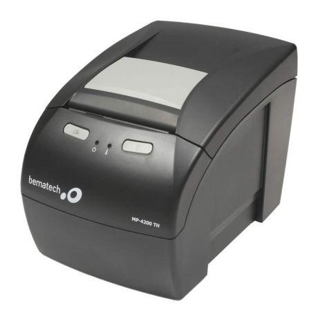 Impressora Não Fiscal Termica MP-4200 TH - Bematech - Grátis  bobina
