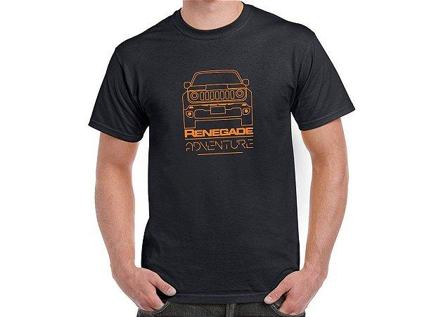 FR231 - Camiseta - RENEGADE ADVENTURE - MOD2