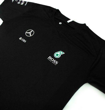 FR067-A - Camiseta Dry Fit - Estampa Petronas UBS F1