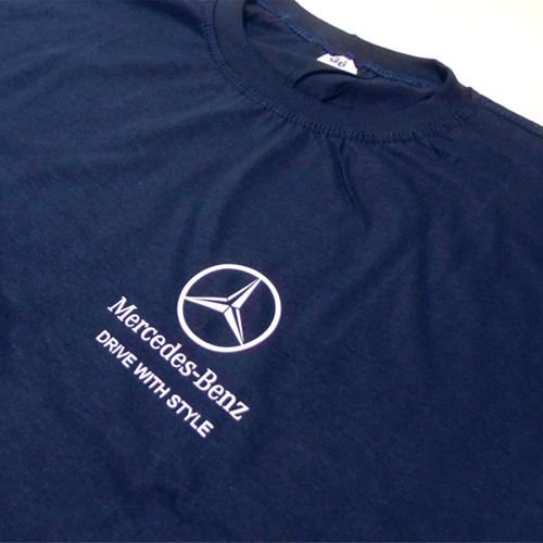 FR081 - Camiseta - Estampa MERCEDES BENZ