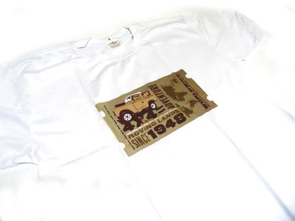 A026 - Camiseta Dry Fit - Estampa Adventure 4X4 Worldwide