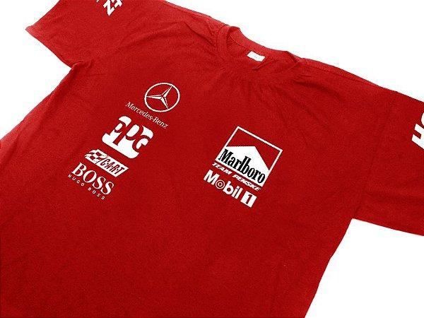 FR100 - Camiseta Team Penske F-Indy Vintage 1997