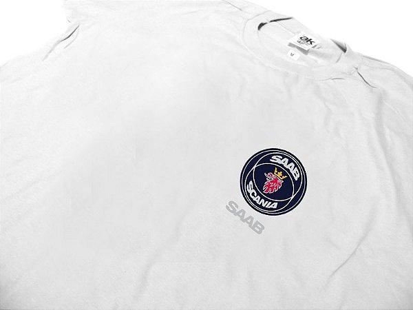 FR112 - Camiseta - Estampa SCANIA 125 Years 2 - SAAB
