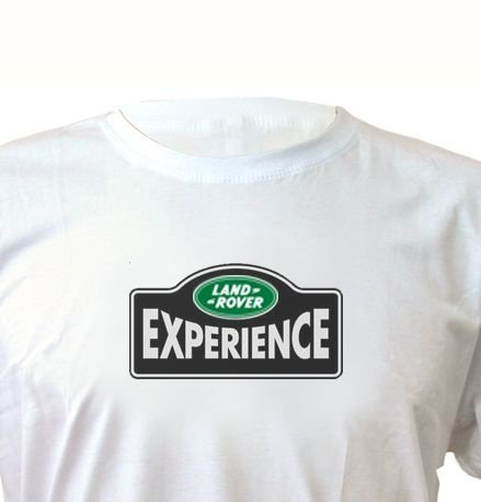 FR059 - Camiseta - Estampa Land Rover Experience