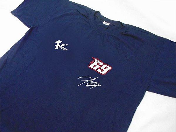 FR116 - Camiseta NICK HAYDEN 69 - MOTO GP