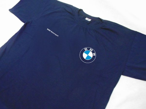 FR128 - Camiseta BMW MOTORSPORT - azul