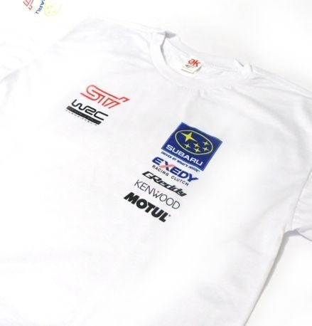 ES064 - Camiseta Dry Fit - Estampa WRC Subaru World Rally Team