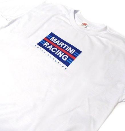 ES062 - Camiseta - Estampa WRC Martini Racing Team