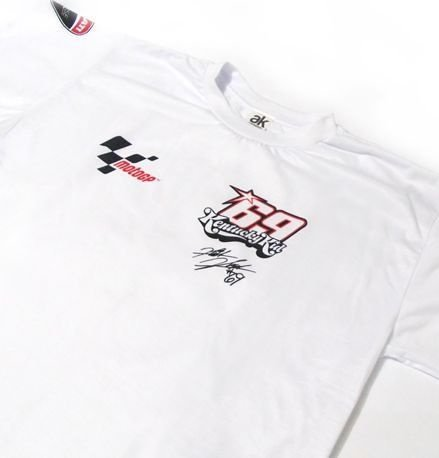 ES058 - Camiseta - Estampa Nicky Hayden 69 MOTO GP