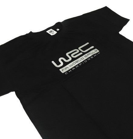 FR052 - Camiseta - Estampa WRC FIA WORLD RALLY