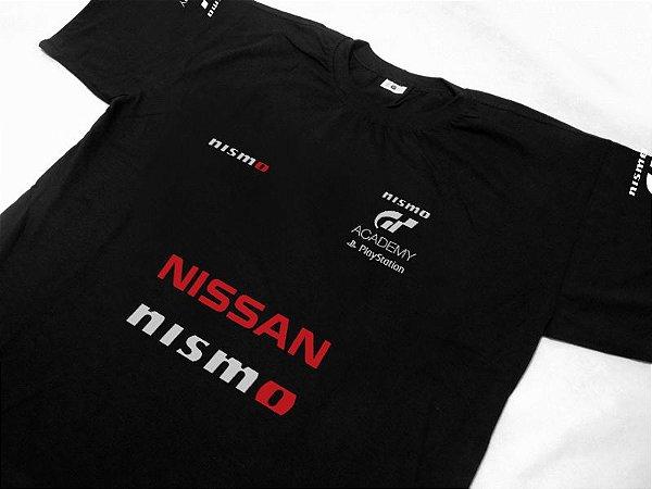 FR146 - CAMISETA - NISSAN NISMO GTR