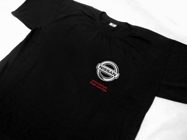 FR148 - Camiseta NISSAN INNOVATION