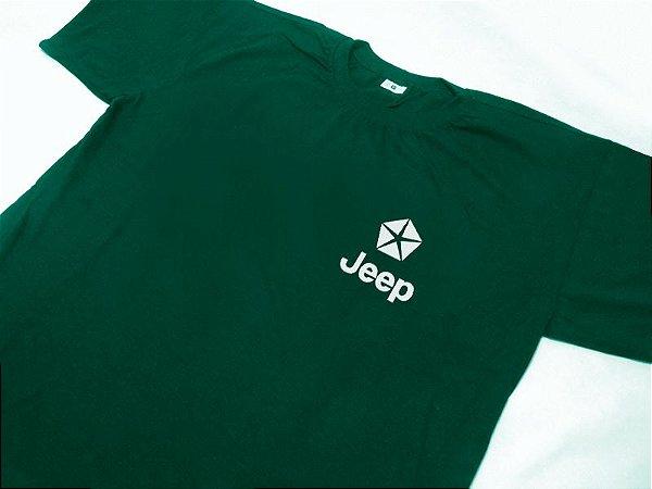 FR153 - Camiseta - Estampa - JEEP