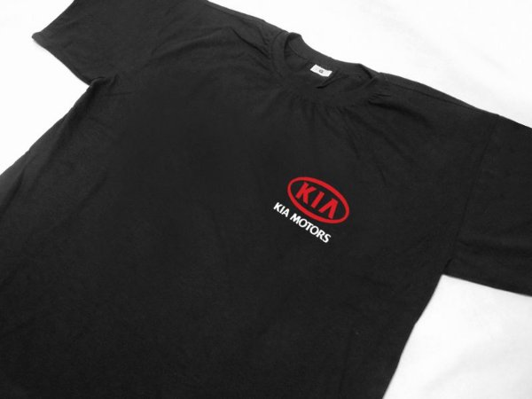 FR154 - Camiseta - Estampa KIA MOTORS