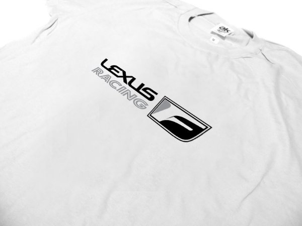 FR159 - Camiseta - Estampa LEXUS RACING - MD3