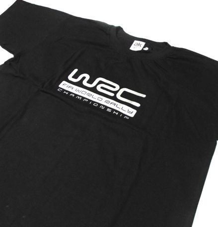 FR053 - Camiseta Estampa WRC Fia World RALLY