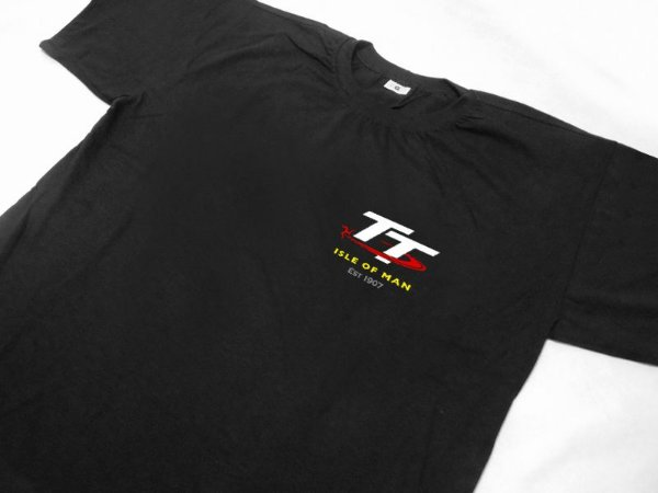 FR175 - Camiseta TT ISLE OF MAN - EST 1907