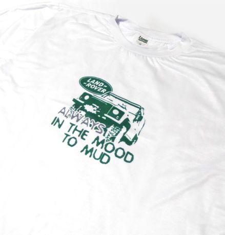FR169 - Camiseta LAND ROVER ALWAYS